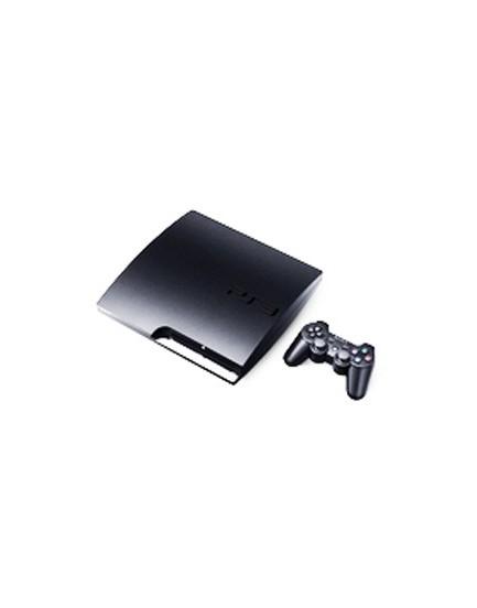 CONSOLA - PlayStation 3 / SONY / 160 GB / Blu-Ray Disc