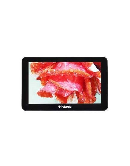 "REPRODUCTOR MP4 - Polaroid / 4GB / Pantalla Táctil 7"""