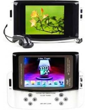 """REPRODUCTOR MP3, MP4 - 4GB / Pantalla: 2,75"""" TFT LCD (320 x 240 @ 25 fps)"""