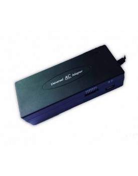 FUENTE UNIVERSAL P. NOTEBOOK - Anbyte / 90W + USB