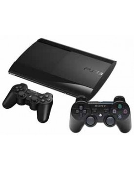 CONSOLA - Play Station 3 / Ultra Slim / 200GB (Incl. PES 2012)