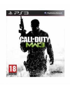 JUEGO - PS3 / Call Of Duty MW3