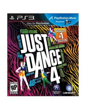 JUEGO - PS3 / Dance Just 4