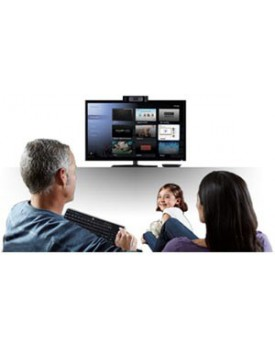REVUE - Logitech / C. Google TV / HDTV a Smart TV