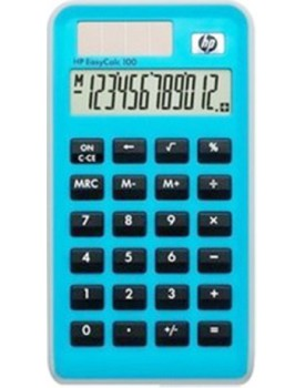 CALCULADORA ESTANDAR - Hp / EasyCalc 100