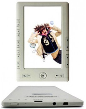 E-BOOK READER - Iview 700EB-T / TFT LCD 7''