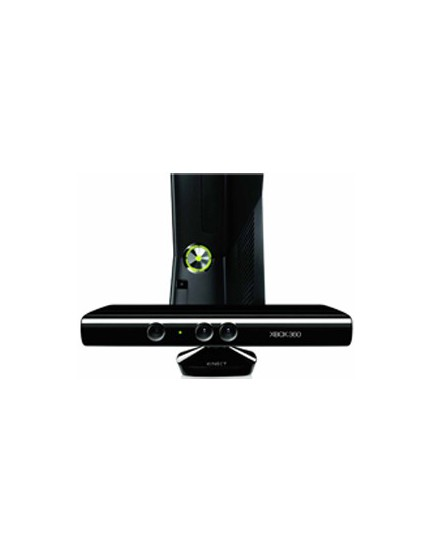 CONSOLA - Xbox 360 / Slim / 4GB / 220V / C.Kinect / Destrabada