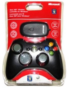 JOYSTICK P.Xbox 360 - Inalámbrico / Original / Negro
