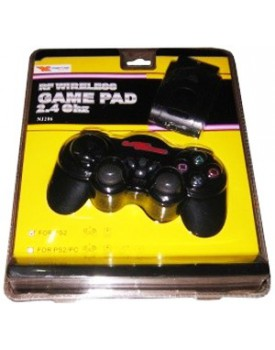 JOYSTICK - Xtreme / P.Play Station 2 / Inalámbrico