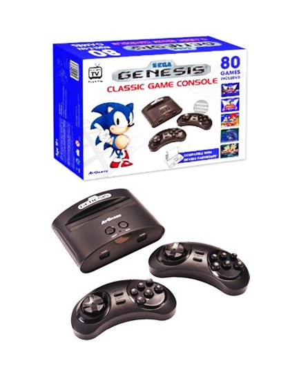 CONSOLA - Sega / Genesis Classic Game
