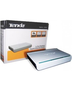 SWITCH - Tenda G1005D / Gigabit / 5 Puertos