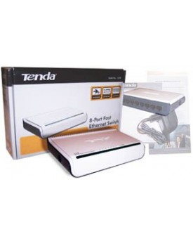 SWITCH - Tenda S108 / 8 Puertos