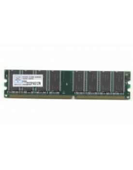 MEMORIA DDR400 512MB PC3200