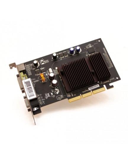 TARJETA VIDEO XFX AGP 512MB FX6200