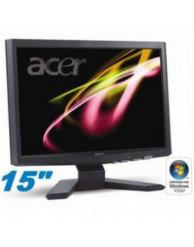 "Monitor Acer Lcd 15"" X153wb Negro"