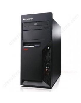Equipo Recertificado IBM/ Lenovo ThinkCentre M57 Torre Core 2 Duo 2.2 Ghz (2Gb / 80 GB / DVDRW)