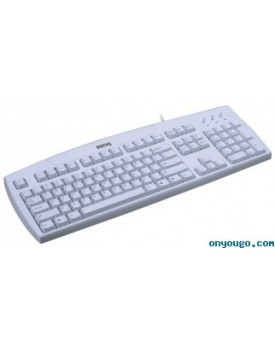Teclado Benq Ps/2 White