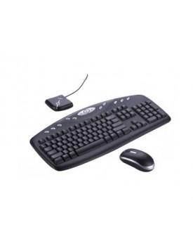 Teclado&mouse Inalambricos Im230 Benq N.