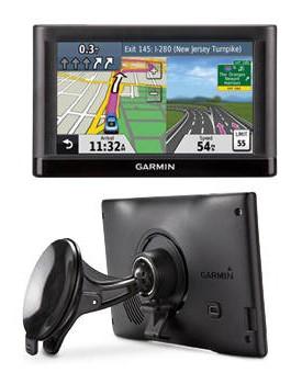 """GPS - Garmin / Nuvi 40 / Pantalla: 4.3"""" 320 x 240"""