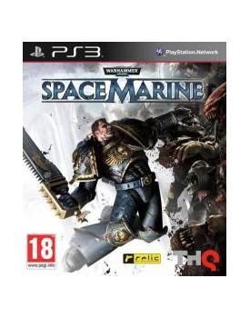 JUEGO - PS3 / Warhammer 40000 Space Marine