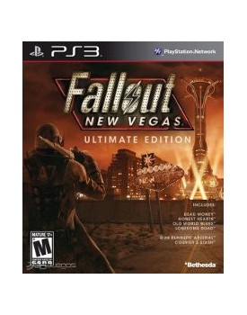 JUEGO - PS3 / Fallout Nv Ultimate Edition