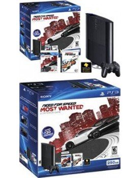 CONSOLA - Sony / PS3 250 GB / Super Slim + Need For Speed