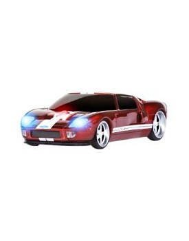MOUSE - Hp / USB Inalámbrico / Road Ford GT