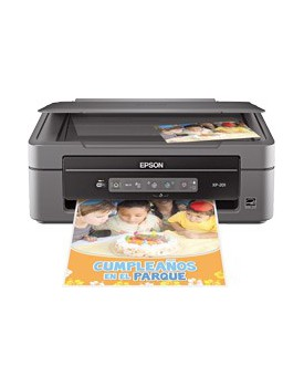 IMPRESORA MULTIFUNCION - Epson / Expression XP-201 / Color / Wifi