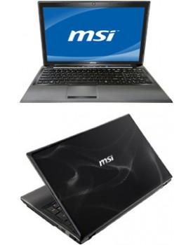 """NOTEBOOK - Msi / 15,6"""" / AMD E2-2000, Dual Core, 1,7 GHz (CR650)"""