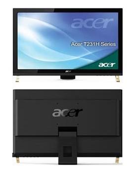 MONITOR - Acer / LED / Full HD, 23'' / MultiTáctil
