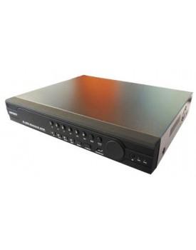 DVR - Safesky / H.264 P.16 cámaras / D1, HDMI, 3G