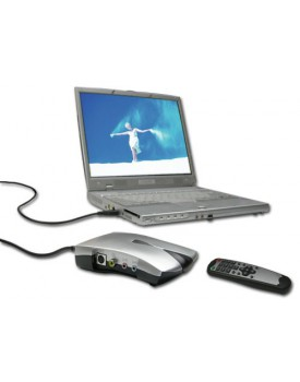 TV TUNER USB 2.0/EDIT DVD/PVR/MPEG4