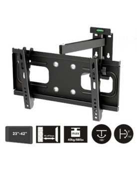 """SOPORTE - Brateck / P.TV LCD/LED / Móvil con nivel hasta 42"""""""