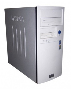 P4 2.4Ghz MAXDATA, 512MB, 40GB , CD-ROM, AGP, TORRE
