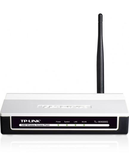 Access Point TP-LINK TL-WA500G 54Mbps tecnologia de rango extendido 2x - 3x