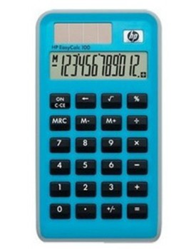CALCULADORA ESTANDAR - HP / EasyCalc 100C