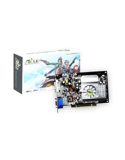TARJETA DE VIDEO - AXLE 3D / GeForve 5500GT / 256MB / DDR / AGP