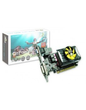 TARJETA DE VIDEO - AXLE3D / GeForce 6600GT / 512MB / DDR2 / AGP
