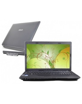 """NOTEBOOK - Asus / Dual Core 2.3GHz / 6GB / 500GB / DVD±RW / 15.6"""" / WIN 7 (X54C-RB91)"""