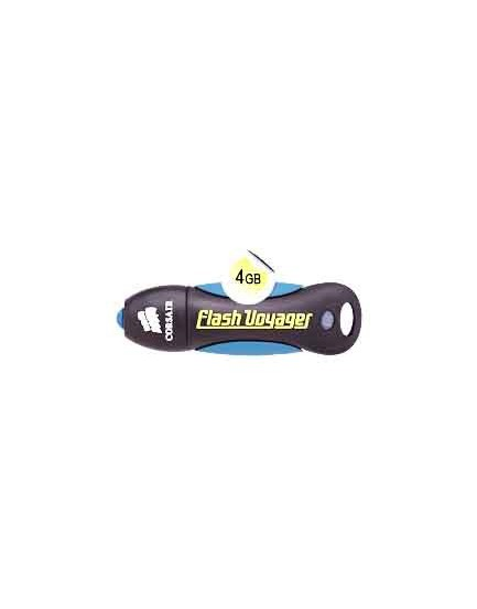 PENDRIVE - Flash Voyager / 4GB / USB 2.0 (CORSAIR)