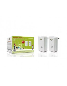 POWER LINE 200 MBPS KIT 2 UNIDADES