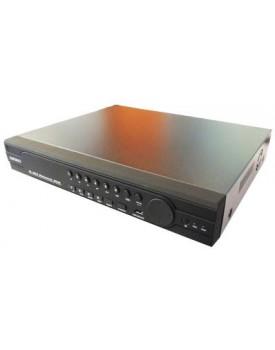DVR - Safesky / H.264 / P. 16 Cámaras / D1 / HDMI / 3G