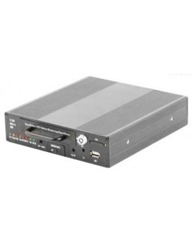 DVR - Safesky / Móvil / P. 4 Cámaras / 3G + GPS