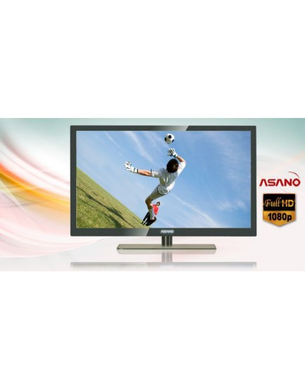 TV LED ASANO 32'' HD CON SINTONIZADOR DIGITAL ISDB-T