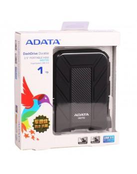 Adata disco duro 1 tera ahd710-1tu3-cbk usb 3.0 negro