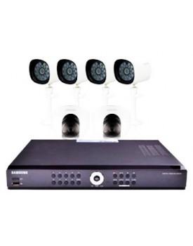 KIT - Samsung / DVR / 8 Canales / SDE-4001N