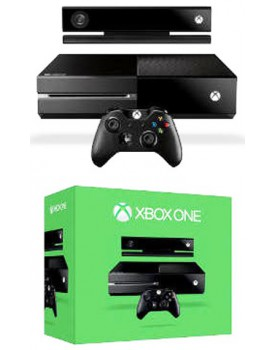 CONSOLA - XBOX One / Disco duro 500GB / Blue-Ray / CPU x86 de 8 núcleos