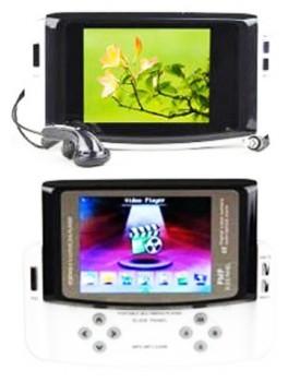 REPRODUCTOR - Mp3/Mp4 C.cámara y pantalla Deslizante / 4GB