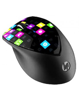 MOUSE - HP / Laser / Inalámbrico / Touch To Pair (H4R81AA)
