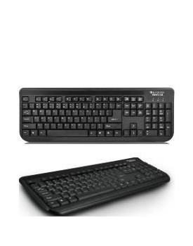 Eurocase - TECLADO ESTANDER USB LITED EDITION EUKB-42